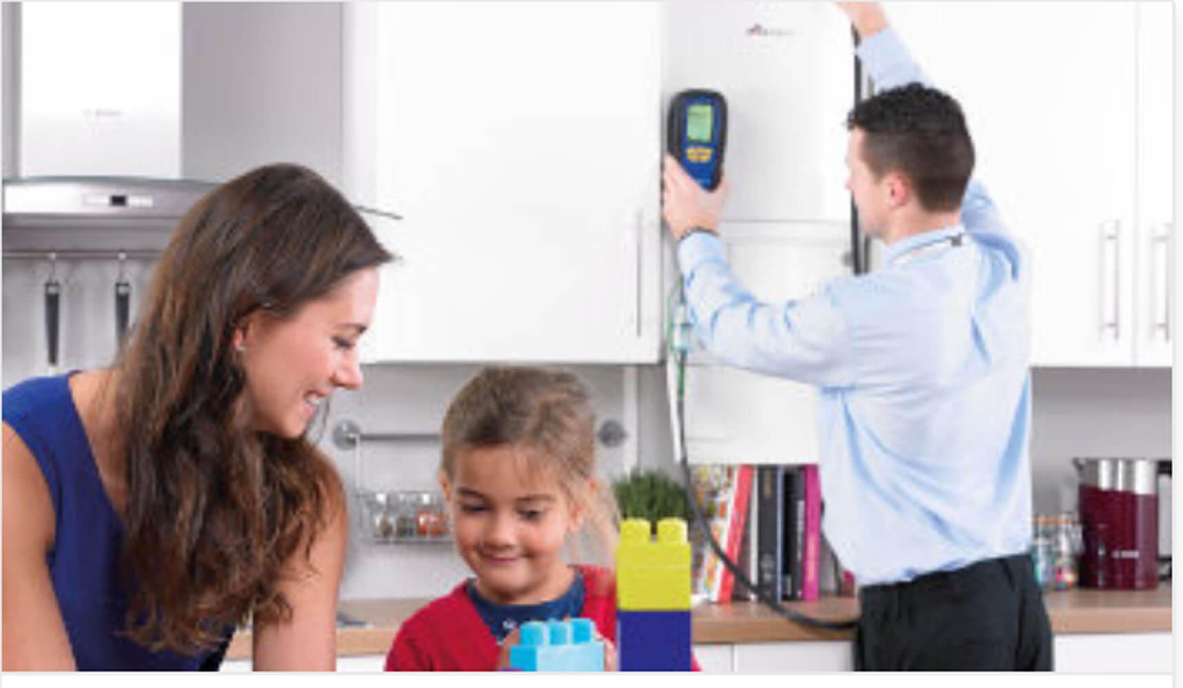 Boiler service image