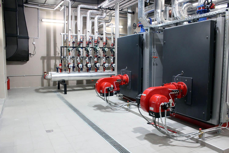 Industrial Heating image