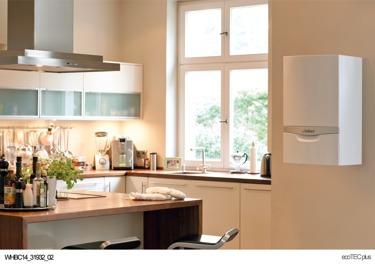 Vaillant ecoTEC plus regular boiler image
