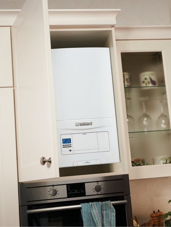 Vaillant Ecofit Pure Regular Boiler Total Energy