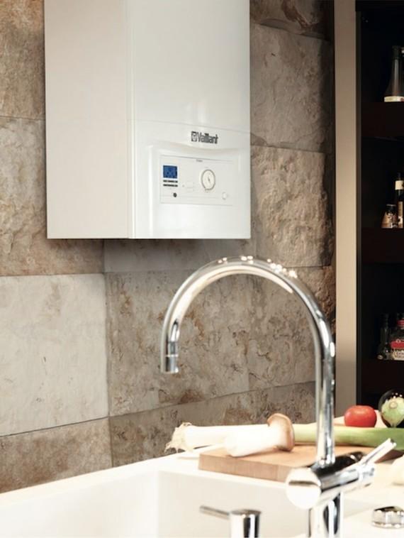 Vaillant ecoTEC plus combi boiler image