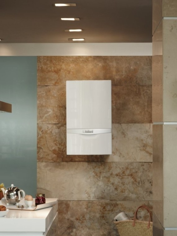 Vaillant ecoTEC plus combination store combi boiler image