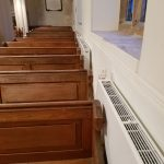 church radiators